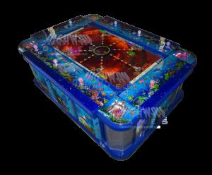 Arcooda 8 Player Fish Cabinet