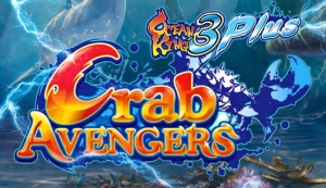 ocean king 3 plus crab avengers featured