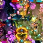 Ocean King 2 Golden Legend Arcade Game Screenshot