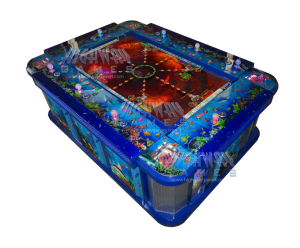 Arcooda 8 Player Fish Cabinet