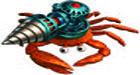 Drill Crab