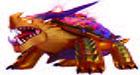 Fire Dragon Turtle